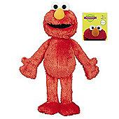 Sesame Street Furchester Friends Jumbo Soft Elmo