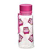 Navigate My Little Lunch 450ml Drink Bottle, Pink Owl