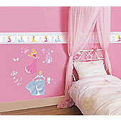 Disney Princess, 19 Large Wall Stickers