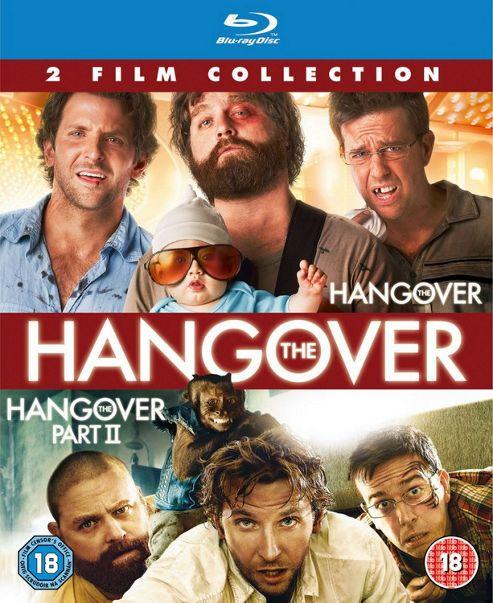 Hangover 1 & 2 (Blu-Ray Boxset)