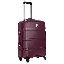 Revelation! by Antler San Jose 4-Wheel Medium Plum Suitcase