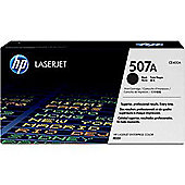 Hewlett-Packard 507A Toner Cartridge for LaserJet Enterprise M551 Series Colour Laser Printers - Black