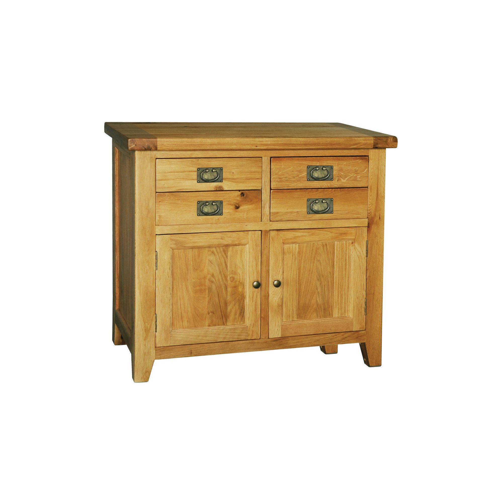 Hawkshead Calgary Small 2 Door 2 Drawer Buffet Chest at Tesco Direct
