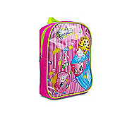 Shopkins 'Pink' PVC Front Backpack