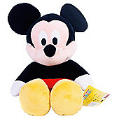 "20"" Mickey Mouse Clubhouse Flopsie Soft Bear"