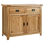 Ametis Westbury Reclaimed Oak Small Sideboard