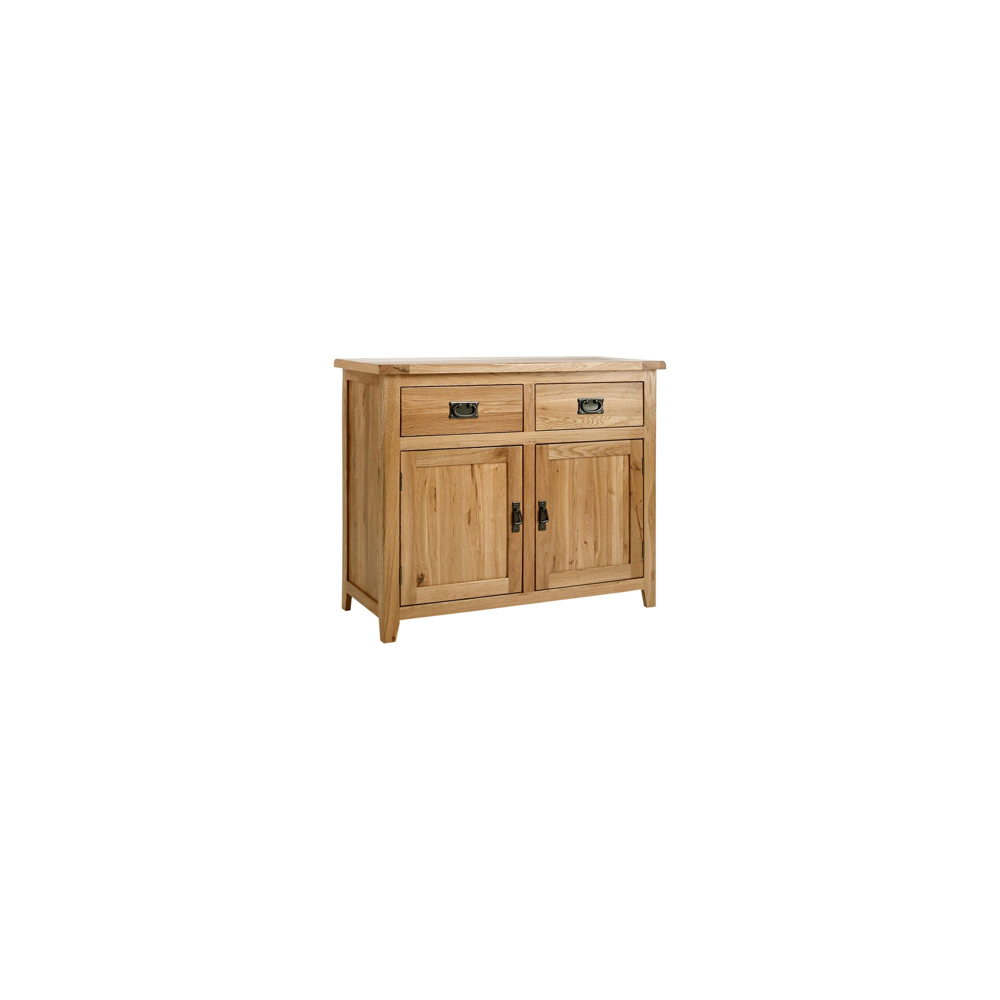 Ametis Westbury Reclaimed Oak Small Sideboard at Tesco Direct