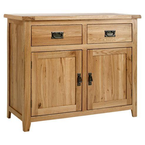 Ametis Westbury Reclaimed Oak Small Sideboard