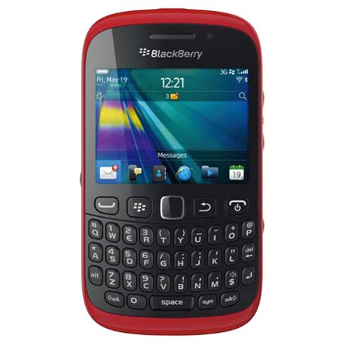 O2 BlackBerry® Curve™ 9320 Red