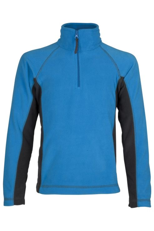 Ashbourne Kids Boys Girls Micro Breathable Fleece Top Sweater Jumper