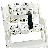 BabyDan Danchair High Chair Comfort Cushion - Tarok