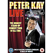 Peter Kay Live - The Tour That Doesn'T Tour (DVD)