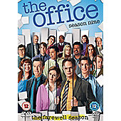 The Office (US): Series 9 Set DVD