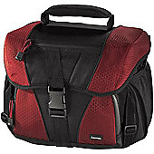 Hama 80697 Rexton 140 Camera Bag Black and Red