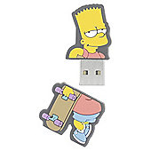 Integral Bart Simpson USB Flash Drive 8GB