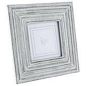 "Tesco Grey Wash Frame 4""x4"""