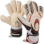 ho Ssg Ghotta Ergo Roll Goalkeeper Gloves Size - White