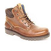 Wrangler Mens Newton Brown Boots - 10
