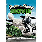 Shaun The Sheep - The Movie Blu-ray