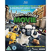 Shaun The Sheep - The Movie Blu-ray