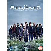 Returned Series 1 & 2 DVD