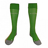 2013-14 Newcastle Home Goalkeeper Socks (Green) - Green