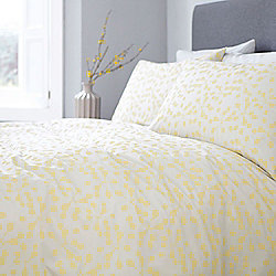Living By Christiane Lemieux Pollen Print Double Duvet Cover