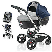 Jane Rider Formula Travel System (Blue Moon)