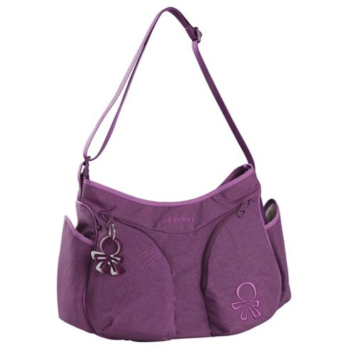 Okiedog Mondo Changing Bag, Mauve