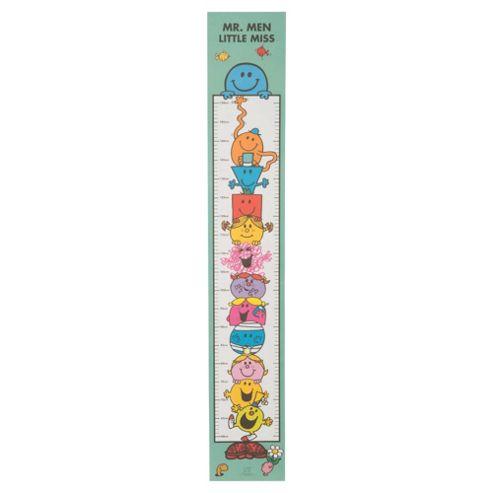 Mr Tall Height Chart