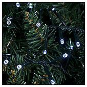 200 Multifunction Cluster LED Christmas Lights, White