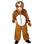 Fox Costume - Child Costume 7-9 years