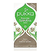 Pukka Essential Spirulina - 400 tablets