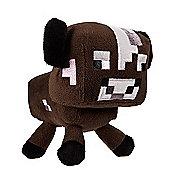 Minecraft Baby Cow Soft Toy