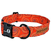 Dublin Dog Eco Lucks Gravity Monsoon Sun Dog Collar - Small (25-38cm W)