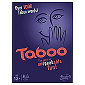 Taboo - The Game OF Unspeakable Fun