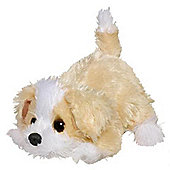 Furreal Friends Snuggimals Snug-a-Blossom Apricot Maltese Dog