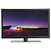 Technika 28E21B-HDR/DVD 28 Inch HD Ready 720p Slim LED TV / DVD Combi With Freeview