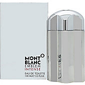 Mont Blanc Emblem Intense Eau de Toilette (EDT) 100ml Spray For Men