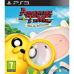 Adventure Time: Finn & Jake Investigations PS3