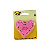 3M Post-it Note EZ Store 76x76mm Yellow 654Y-16 (Pack of 16)