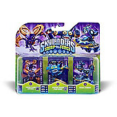 Skylanders Swap Force Magic Triple Pack - Mega Ram Spyro, Super Gulp Pop Fizz, Star Strike
