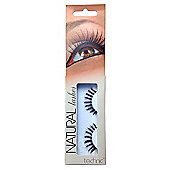 Technic Natural Lashes False Lashes With Adhesive-A27