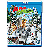 Alpha And Omega 2: Howliday Adventure Blu Ray