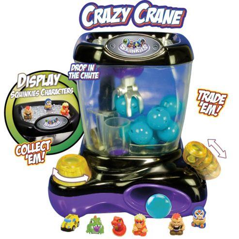 Squinkies Crazy Crane Dispenser