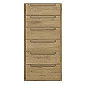 Gobi Tall 6 drawer chest