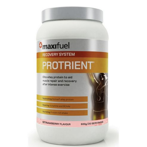 Protrient 600g Strawberry