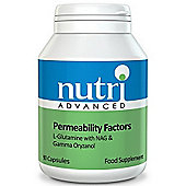 Nutri Ltd Permeability Factors 90 Capsules