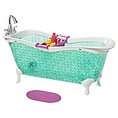 BARBIE BATHTUB PLAYSET