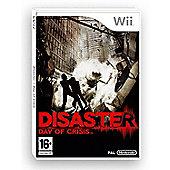 Disaster - Day of Crisis - NintendoWii
